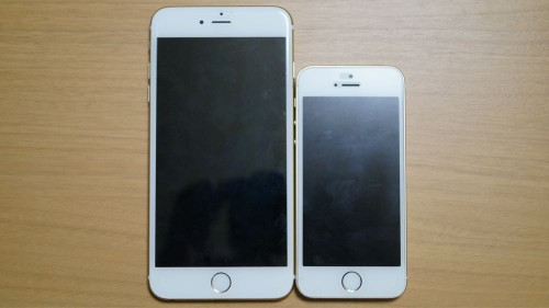 iPhone6Plus レビュー2-1
