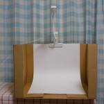 撮影ボックスを自作してみた